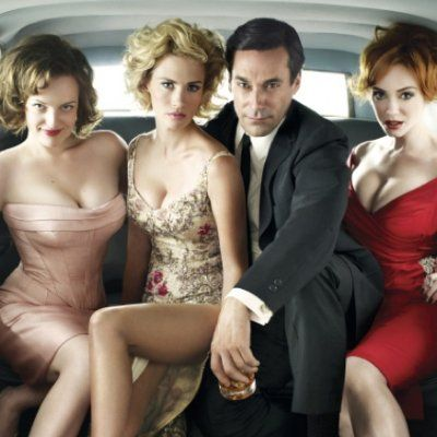 How to Dress like the Style Stars of Mad Men ...