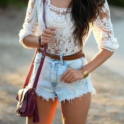 High Waisted Shorts You'll Love This Summer ...