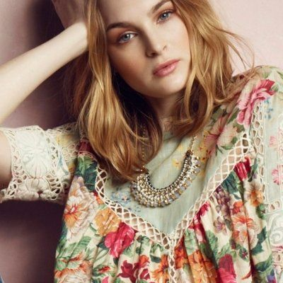 Check out Anthropologie's Girliest Accessories ...