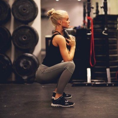 Get Slim with Squats: Here's How to do Them Right ...