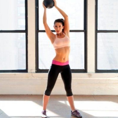Grab a Medicine Ball for These Fun Exercises ...