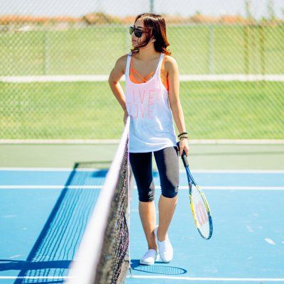 Ready to Make a Racket? 7 Workouts You Can do on the Tennis Court ...