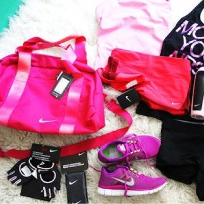 Gym Bag Essentials to Make You Feel Fabulous While Getting Fit ...