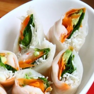 7 Summer Roll Recipes That Are Sure to Satisfy Any Craving ...