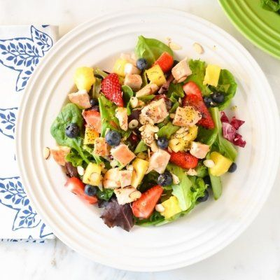 7 Steps to Making a Summer Salad ...