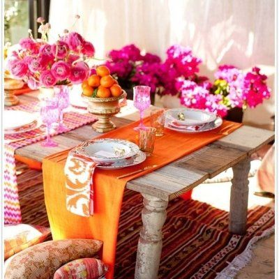 7 Simple Ways to Jazz up the Dinner Table ...