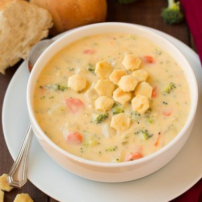 Craving Cheese? Here Are Some Soup Recipes That Will Satisfy ...