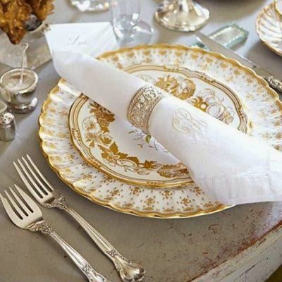 7 Easy to Follow Rules for Setting a Formal Table ...