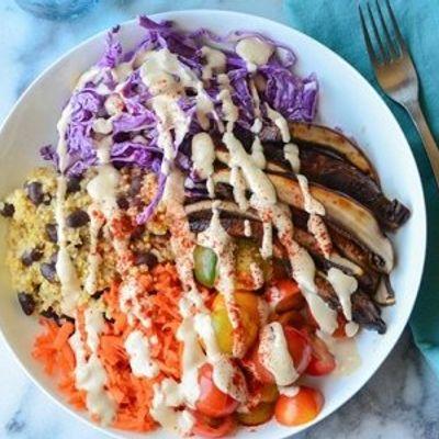 9 Vegan Foods to Help You Get in Shape ...