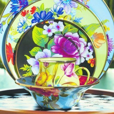 28 Sets of Fine China to Serve Your Fancy Meals on ...