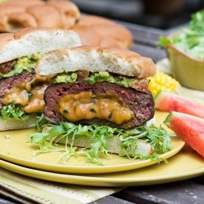 7 Delicious Ingredients for Stuffed Burgers ...