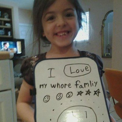 20 Children's Inappropriate Spelling Errors, Try Not to Laugh at These ...