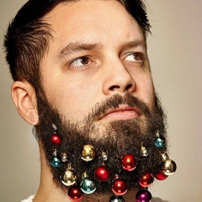 Decembeard: the 12 Beards of Christmas Will Get You in the Holiday Spirit ...