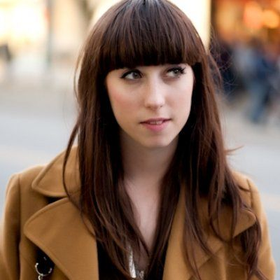 7 Signs Bangs Will Look Amazing on You ...