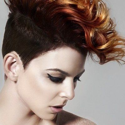 Break out of Your Hair Rut with This Fauxhawk Tutorial ...