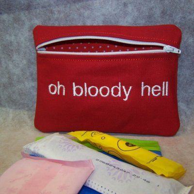 Period Must Haves Every Girl Needs in Her Bag ...