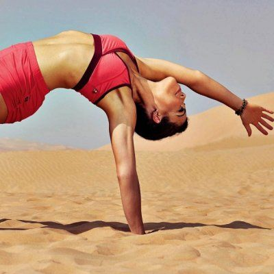 7 Yoga Poses That'll Cure Headaches ...