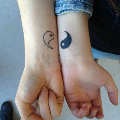 You + Your BFF Super-Cute Tattoo Ideas ...