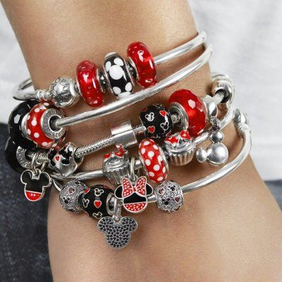 The Prettiest Pieces from Pandora's Disney Sweethearts Collection ...