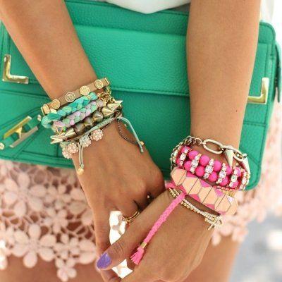 41 Sparkling Arm Candy Ideas ...