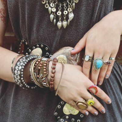 Boho Beauty: 7 Types of Bohemian Themed Jewelry to Enhance Your Summer Style ...