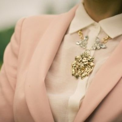 7 Gold Statement Necklaces to Get Your Hands on Now ...
