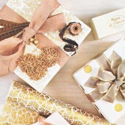 8 Cute Gift Wrapping Ideas ...