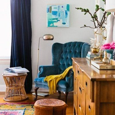 21 Awesome Wingback Chairs to Make Life Better ...
