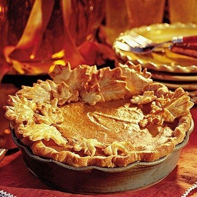 Time to Serve up Pumpkin Pie Alongside Your Sugarplums! ...