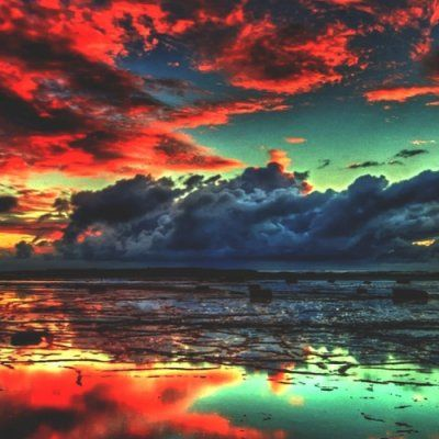 Time to Stand and Stare: Mesmerizing Reflections in Water ...