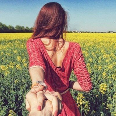 Prepared to Be Awed: Photographer's Girlfriend Leads Him All around the World ...