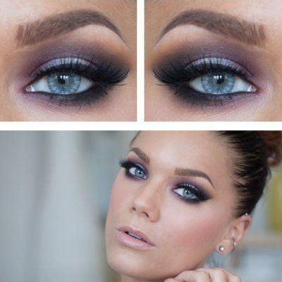7 Makeup Tricks to Make Your Blue Eyes Pop ...