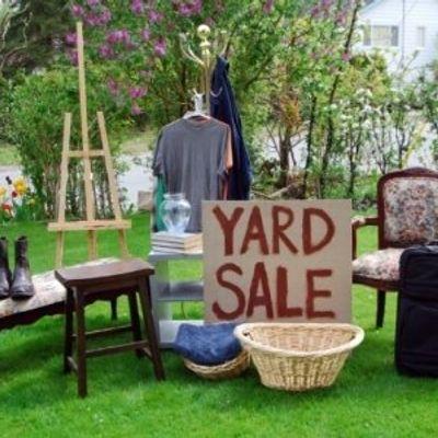 7 Ways to Maximize Your Yard Sale Profits ...