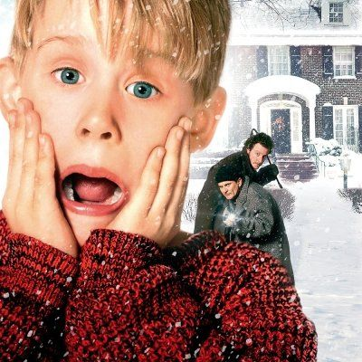 """This is What """"Home Alone"""" Would Have Looked like as a Horror Film! ..."""