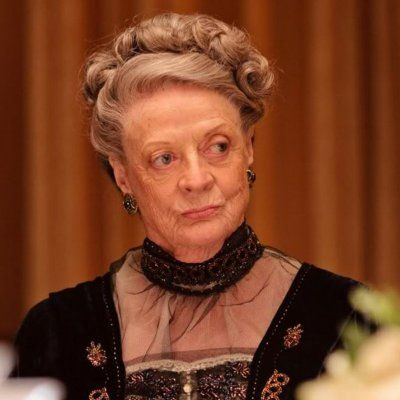 Down about the End of Downton Abbey? Steal These Dowager Quotes so the Series Lives on ...