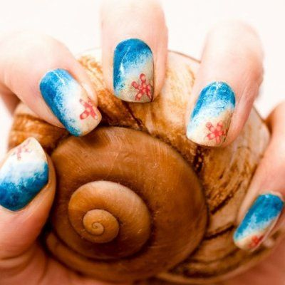 Check out This Superb Travel Nail Art to do for Your Vacation ...