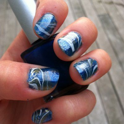 7 Tips for Getting Water Marbled Nail Art Just Right ...