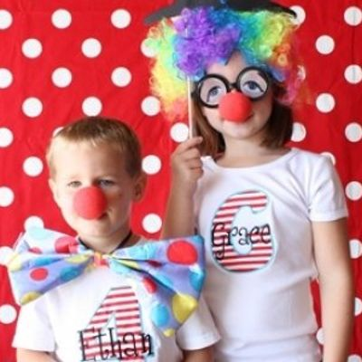 7 Fun Ways to Create a Carnival Themed Birthday Party ...