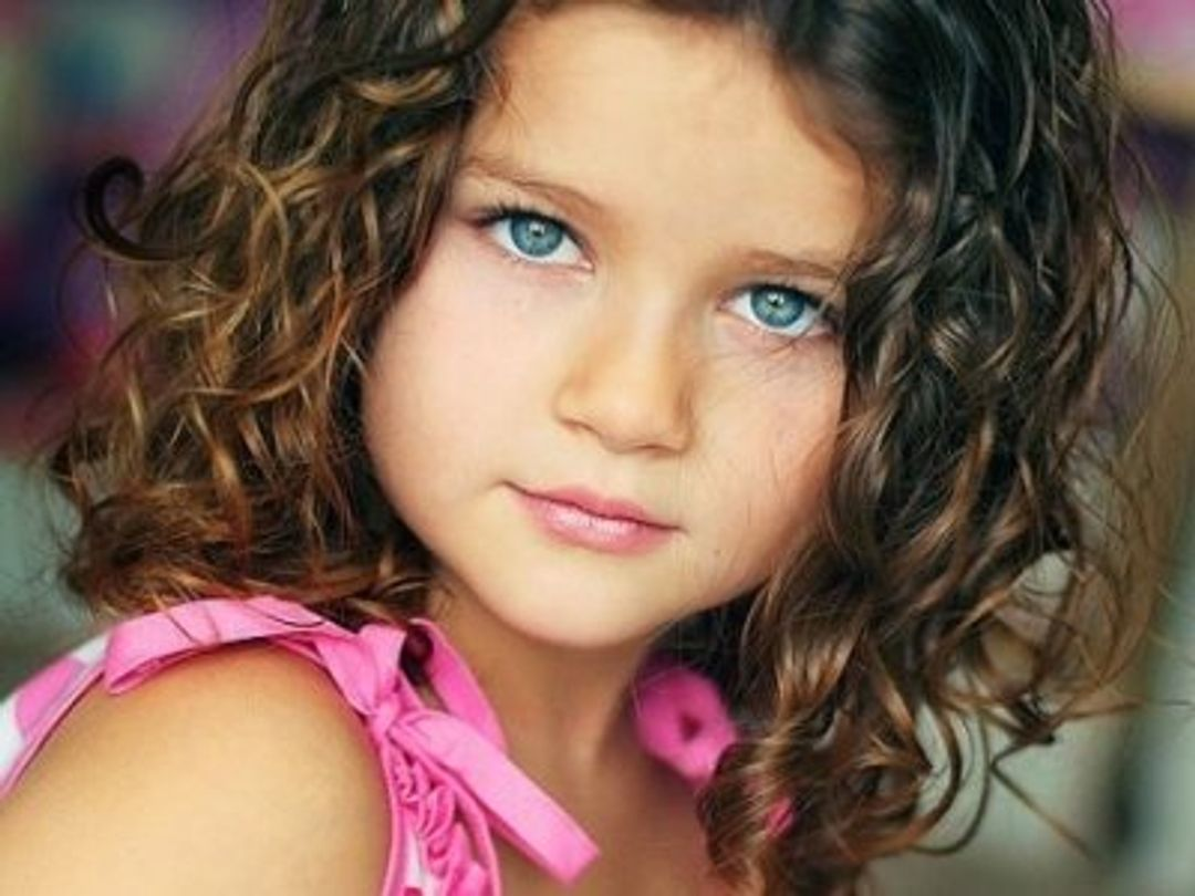 11 Tips For Caring For Curly Haired Kids