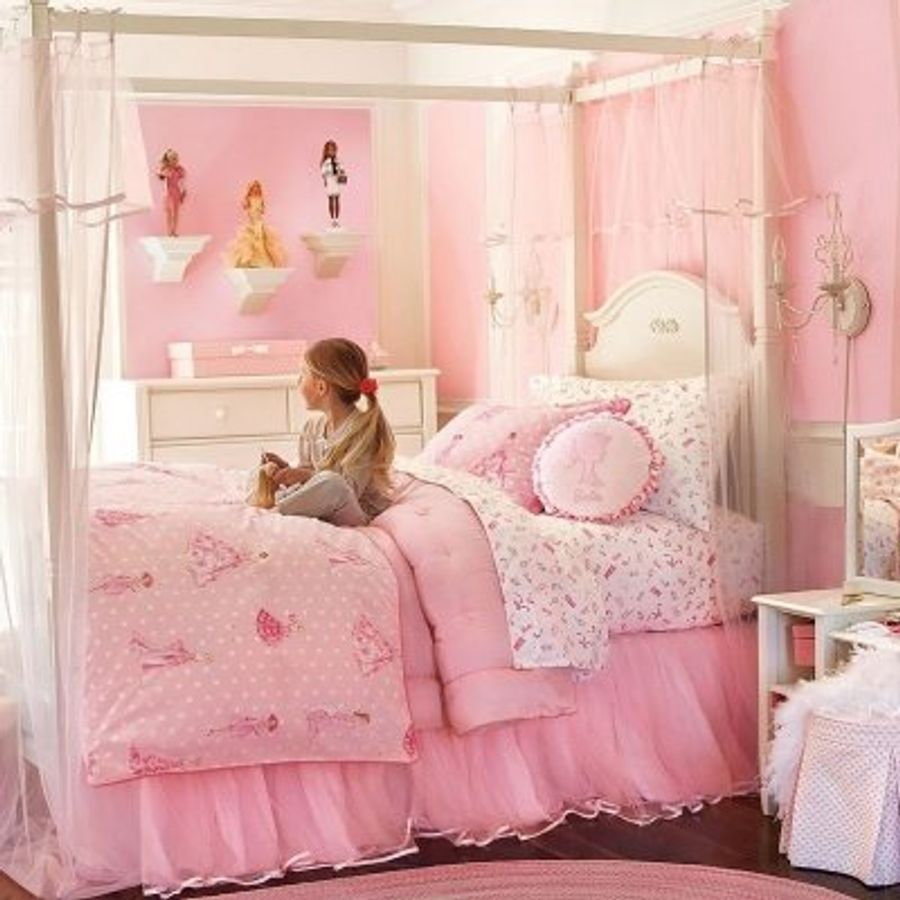 38 Adorable Little Girl Bedroom Ideas Sure To Impress Your Little