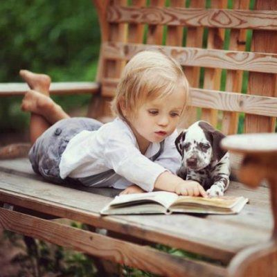 Cuteness Overload! 17 Photos of Kids and Their Pets ...