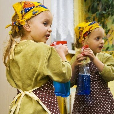 7 Household Chores for Your Adorable Toddlers ...