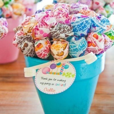 31 Party Favors for Your Little Girl's Birthday Party ...