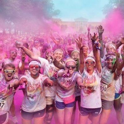 9 Useful Tips for Color Runs ...