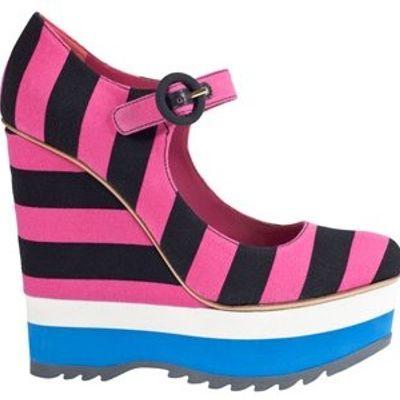5 Gorgeous Fuchsia Prada Pump Shoes ...