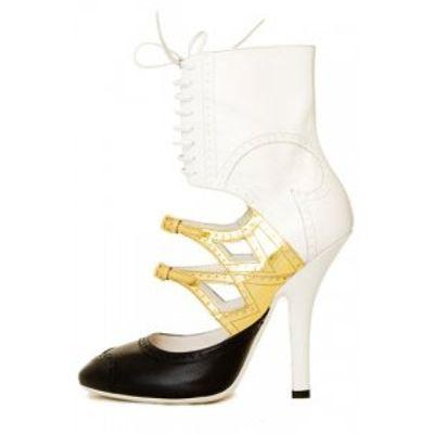 7 Stylish Metallic Miu Miu Pump Shoes ...