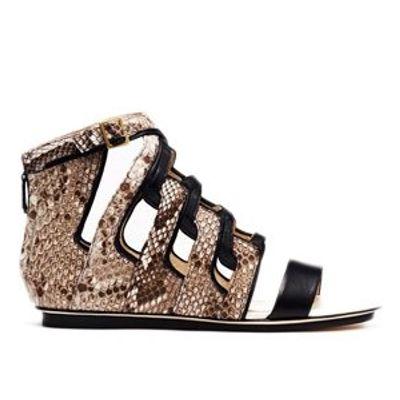 4 Fabulous Gray Burak Uyan Sandals ...