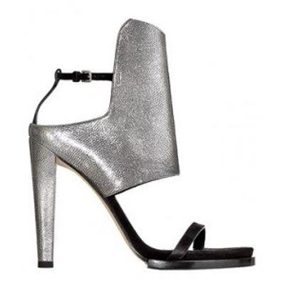 4 Chic Metallic Alexander Wang Sandals ...