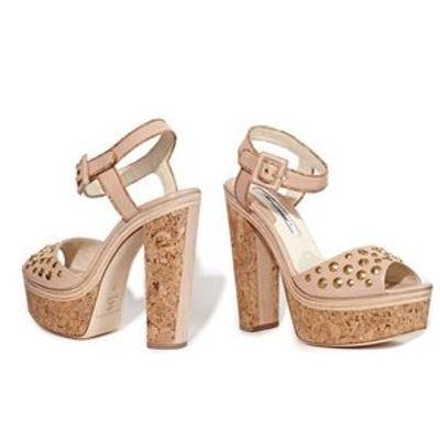 7 Glamorous Pastel Brian Atwood Sandals ...