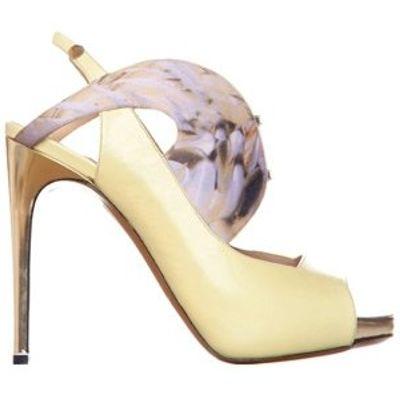 7 Glamorous Pastel Nicholas Kirkwood Sandals ...
